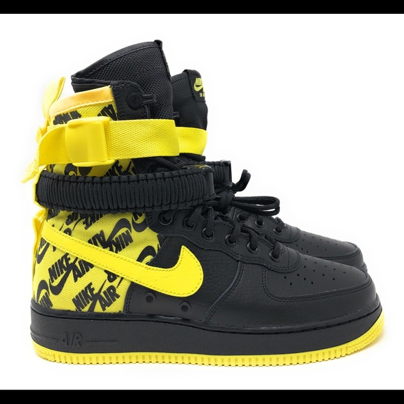 lowest price a52cc 0dce0 Men s Nike SF AF1 Air Force One High AR1955-001